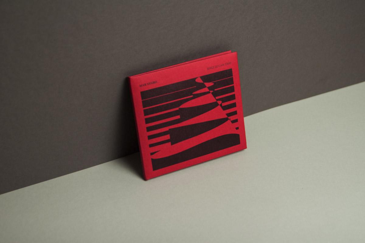 Jaquette de cd de Tango Balkanique