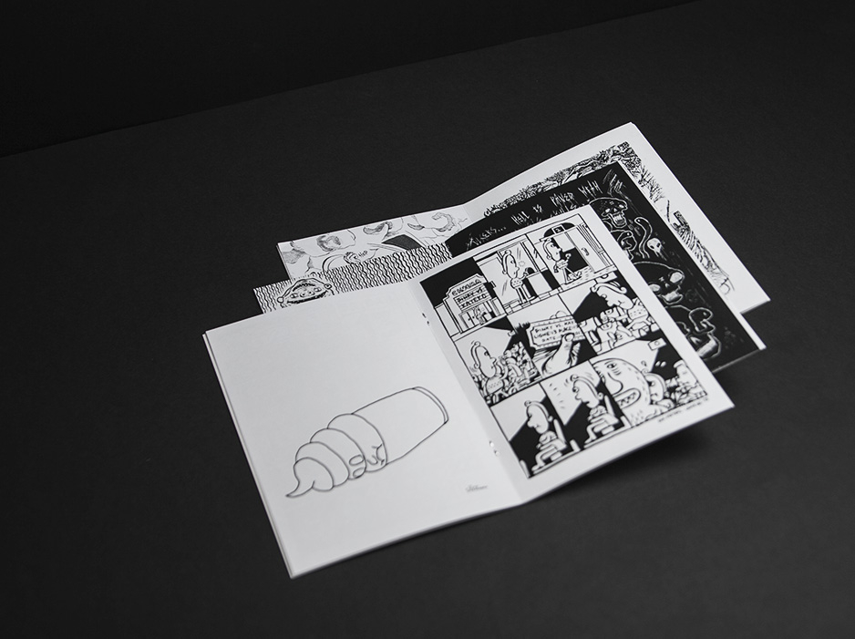 Illustration à l'Intérieur de l'édition