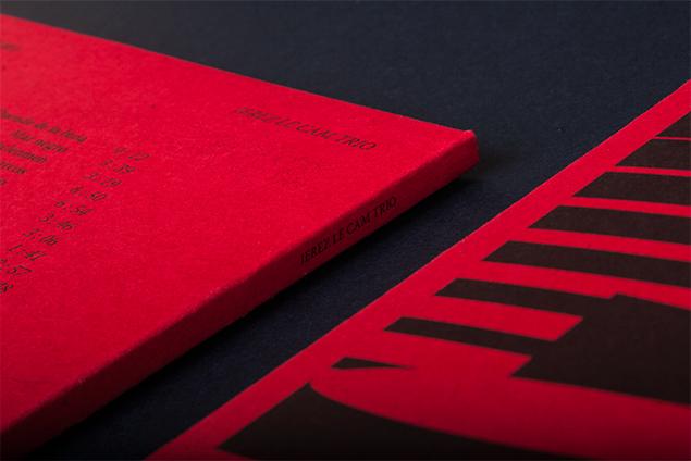 Jerez le Cam Ensemble - Pochette de CD