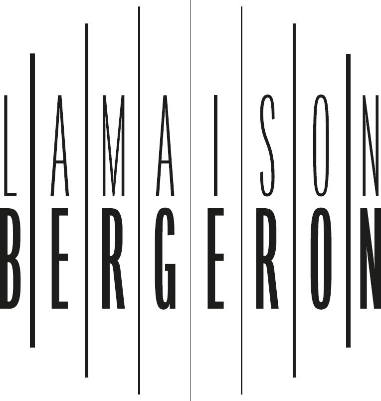 Maison Bergeron - Identité visuelle