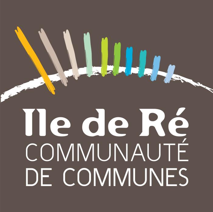 Logo de la Communauté de Communes de L'Ile de Ré
