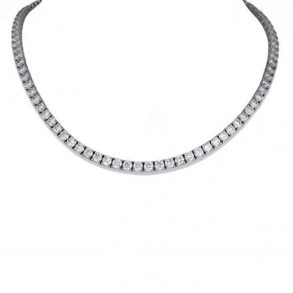 Riviere de diamants 125 carats