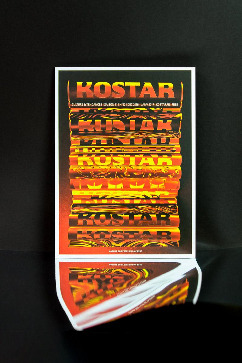 Habillage Kostar - ÉDITION