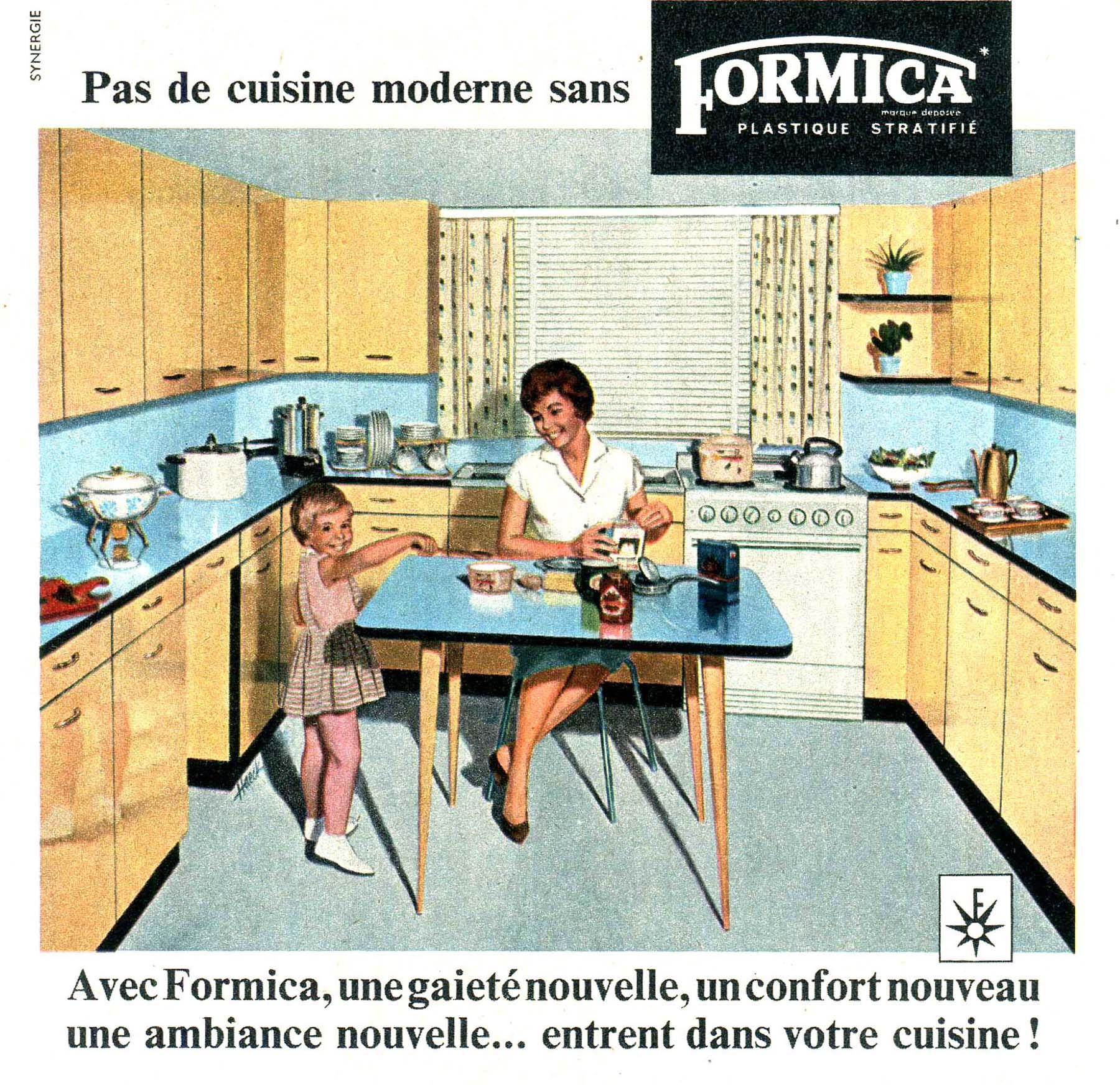 P le des musiques actuelles atelier la casse for Table de cuisine annee 50