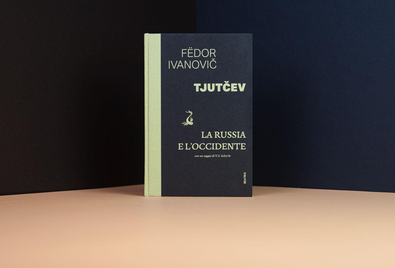 Photo de la couverture de la collection Philosophie Russe - Beatrix Edition