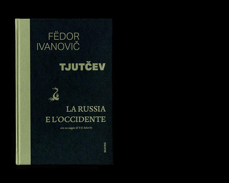 Scan de la couverture de Tjutcev