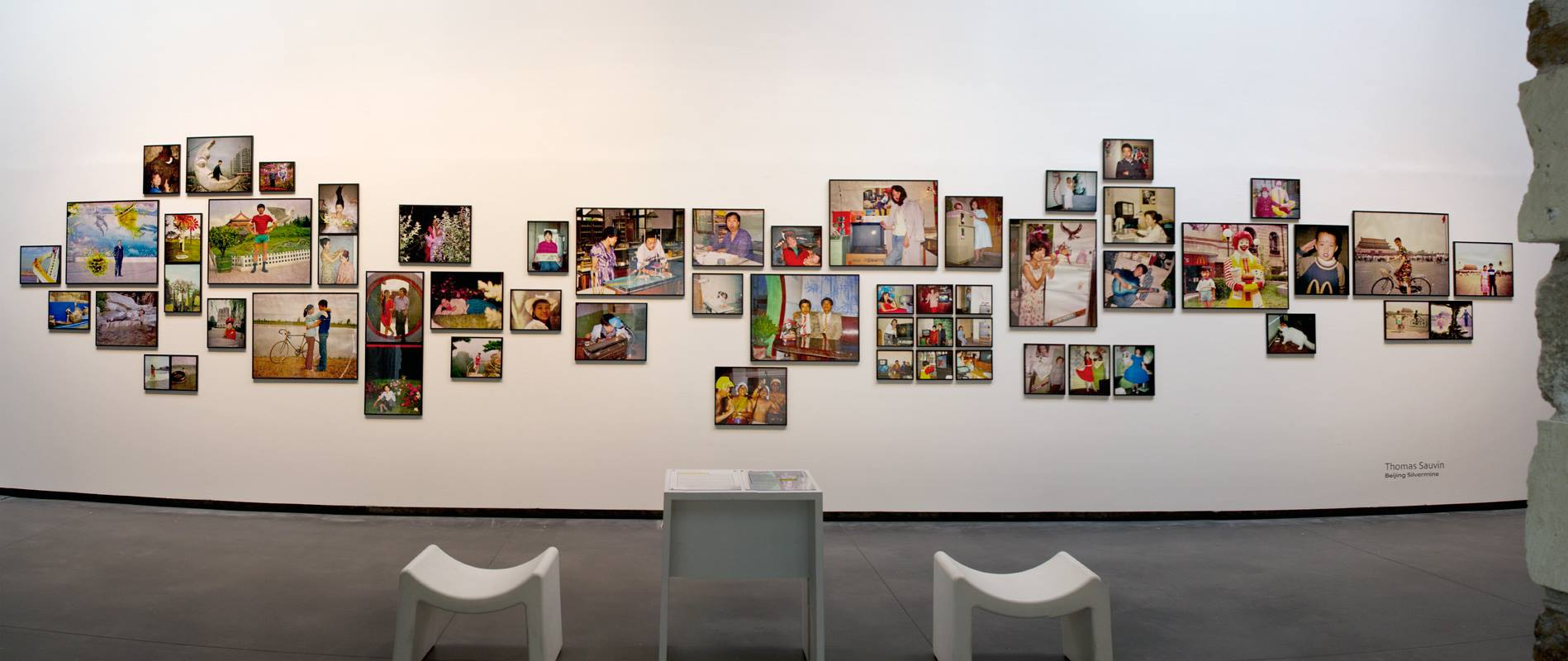 Thomas Sauvin, Beijing Silvermine – L'Atelier à Nantes