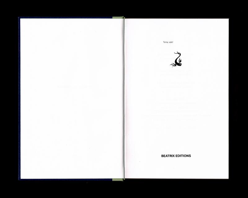 Page intérieur du Scritti sullo spazio, p4 - 5