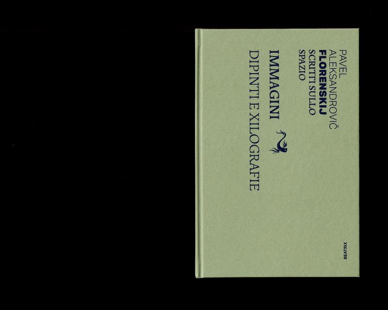 Couverture du Scritti sullo spazio (Immagini)