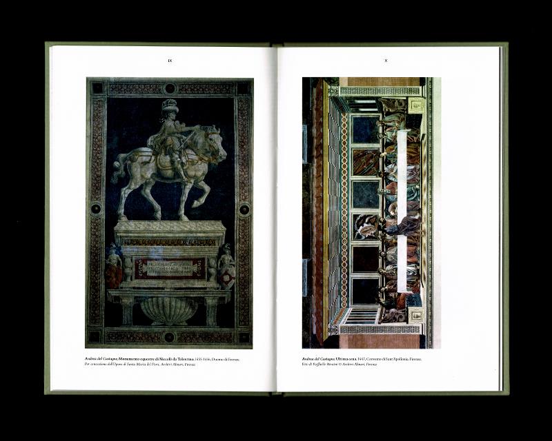 Page intérieur du Scritti sullo spazio (Immagini), p9 -10