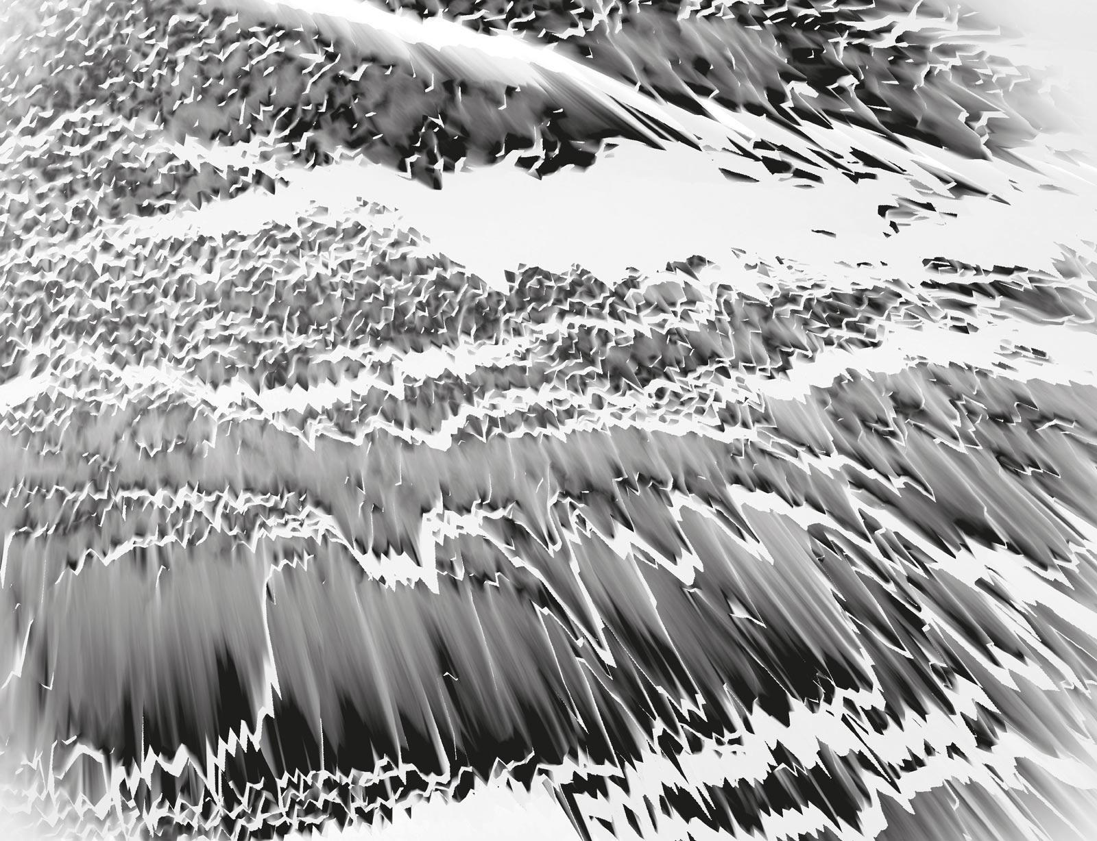 Paysage numérique, mise en relief d'une pensé philosophique