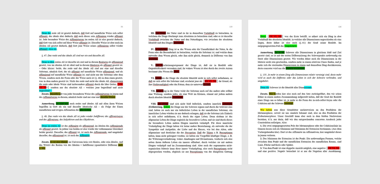 Fichier Word avant mise en page