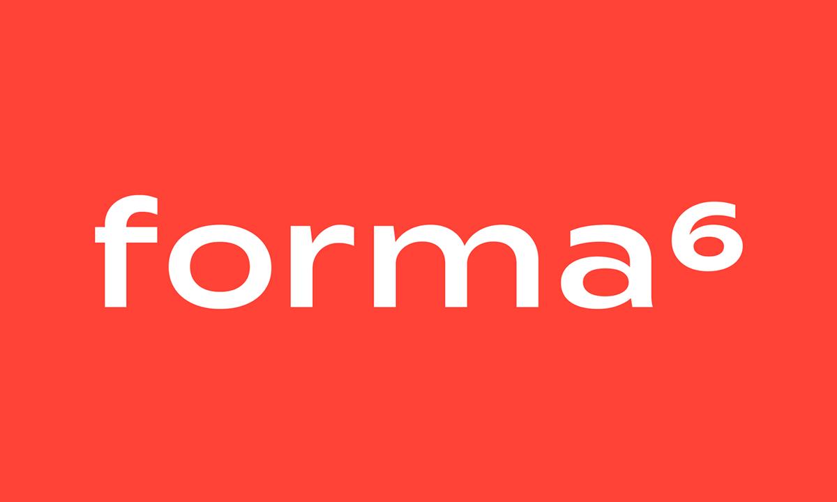 Forma6 - Identité visuelle