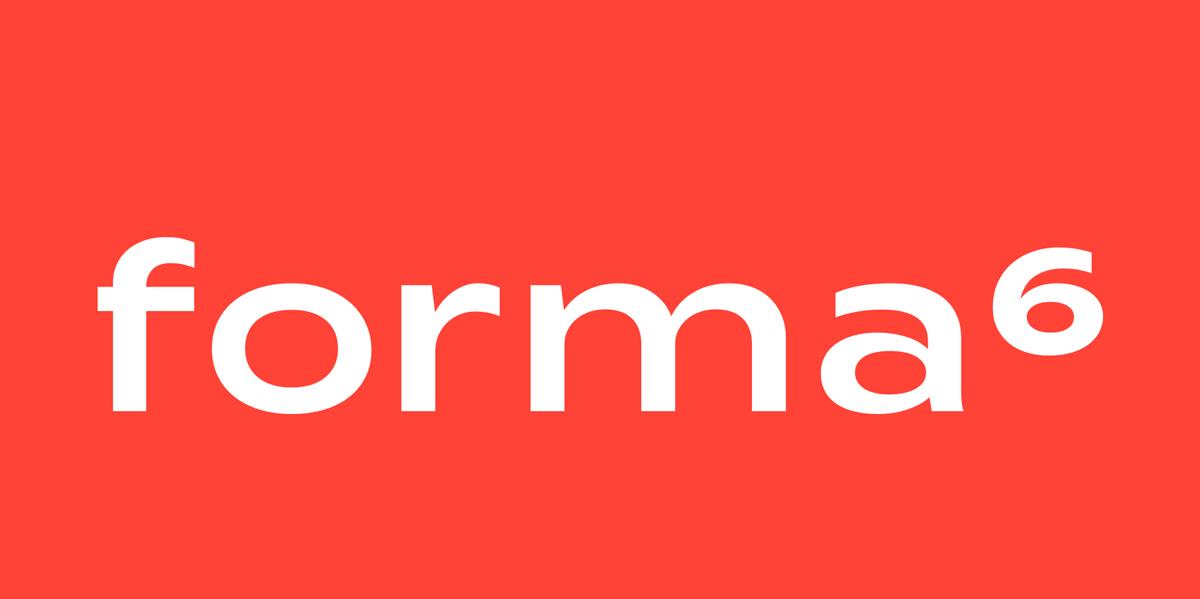 Logotype aplat de couleur