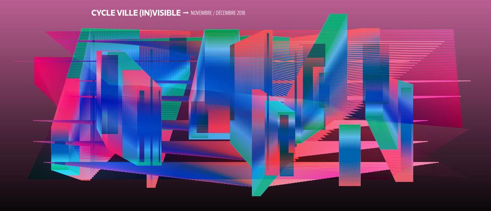 Journée thématique « visualiser la ville » - design graphique