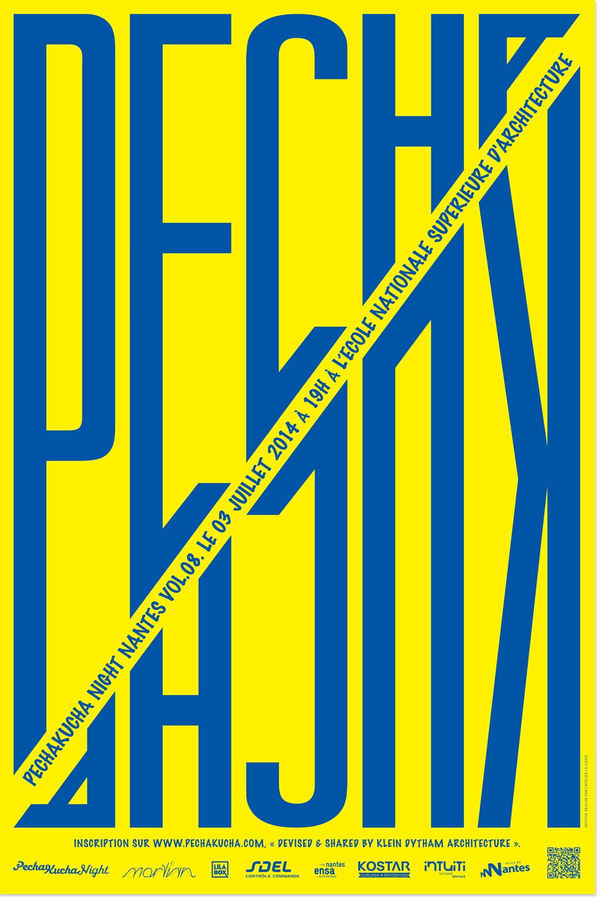PechaKucha Volume 8 Nantes - Communication événementielle