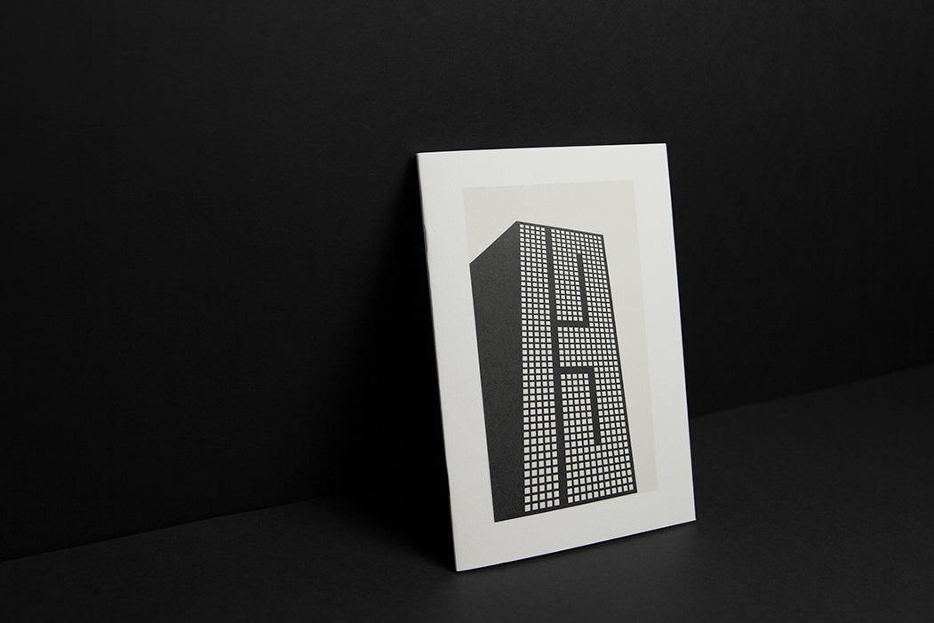 Fanzine Plus Treize en Letterpress