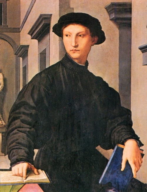 Portrait d'Ugolino Martelli