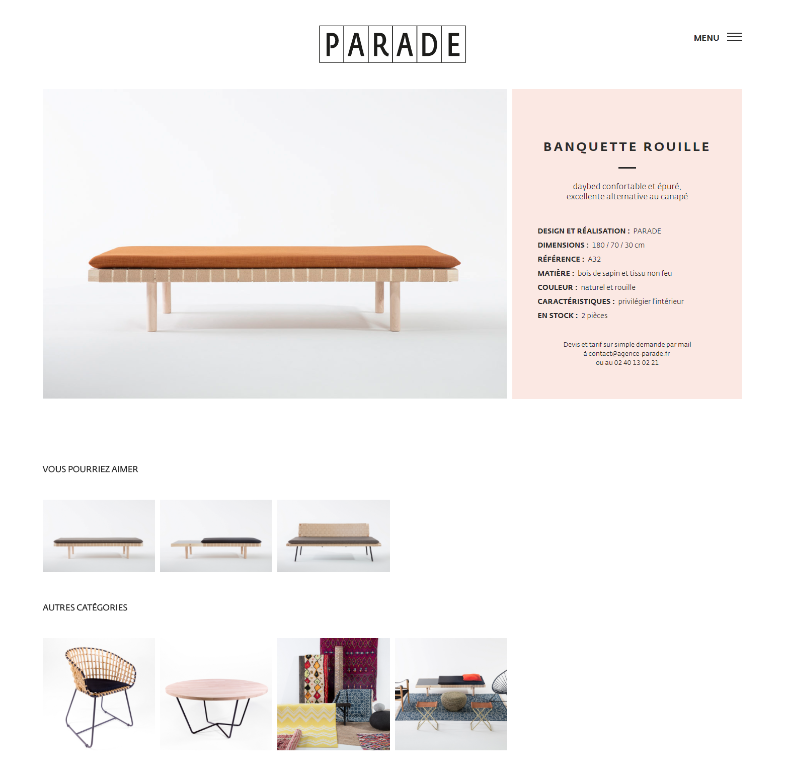 Site responsiv design