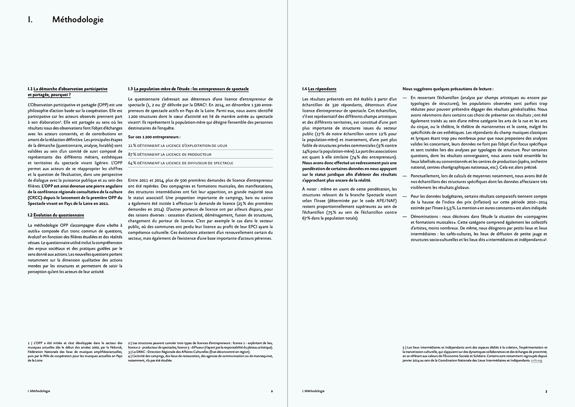 Double page texte - édition OPPSV 2014