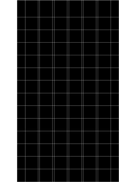 Schema de grille de mise en page pour la création des couvertures de Beatrix Editions