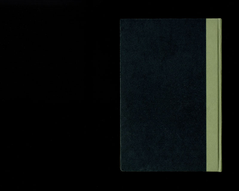 Scan de Tjutcev back cover