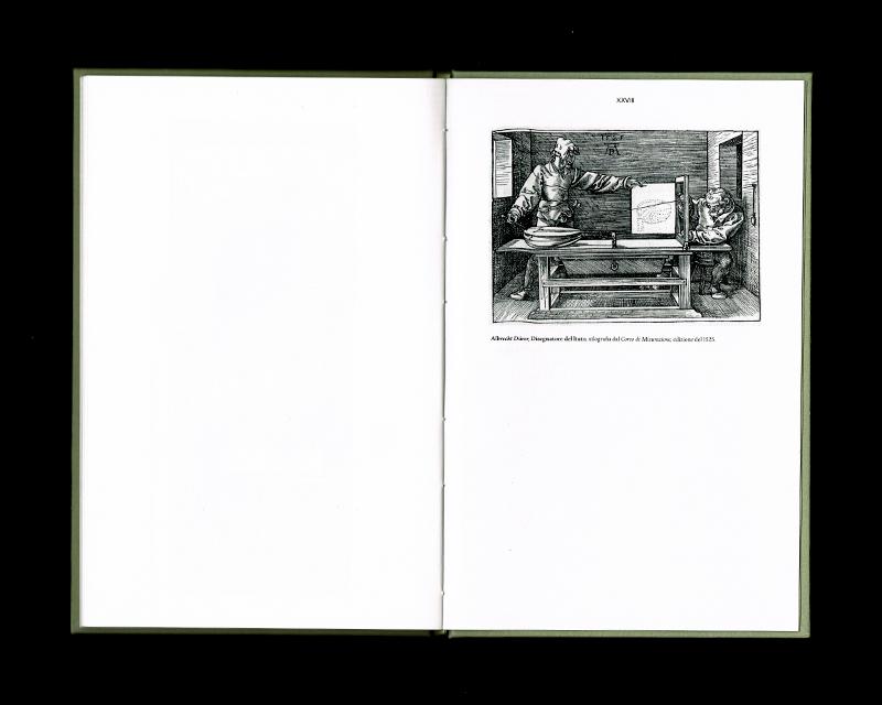 Page intérieur du Scritti sullo spazio (Immagini), p21 - 22