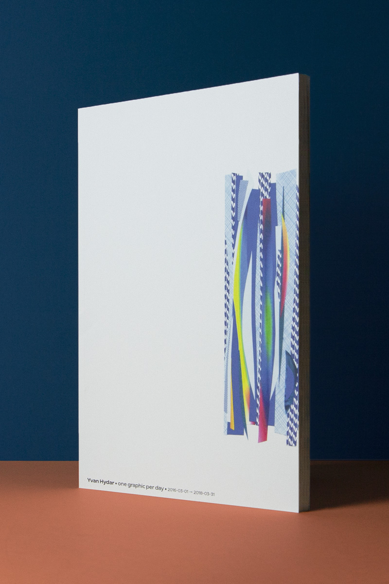 Monographie Yvan Hydar - Monographie